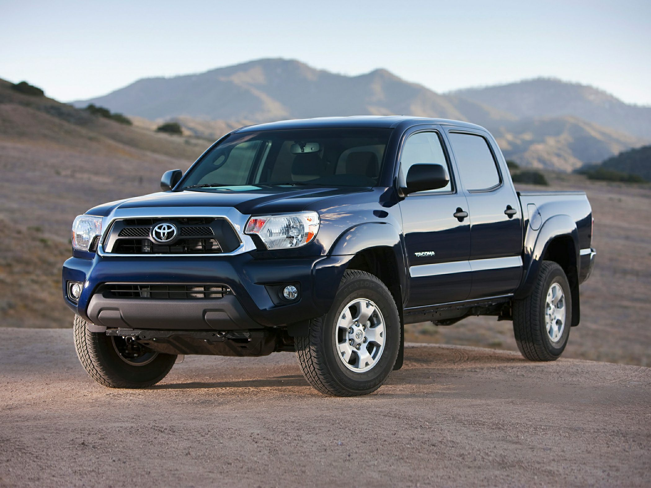 2014 Toyota Tacoma Glam