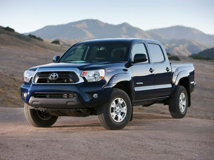 2015 toyota tacoma styles features highlights. Black Bedroom Furniture Sets. Home Design Ideas