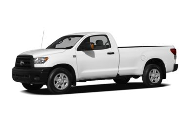 3/4 Front Glamour 2012 Toyota Tundra