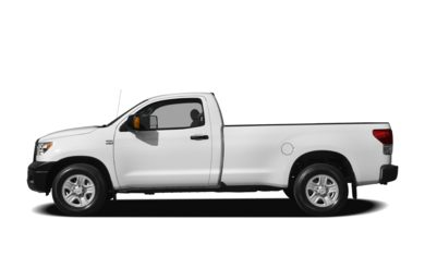 90 Degree Profile 2012 Toyota Tundra