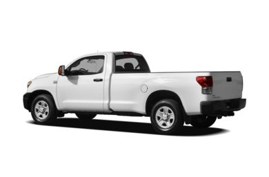 Surround 3/4 Rear - Drivers Side  2012 Toyota Tundra