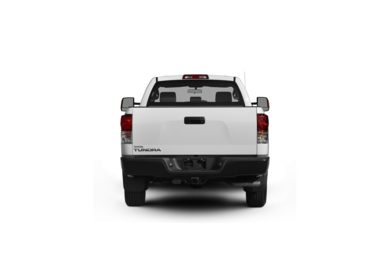 Surround Rear Profile 2012 Toyota Tundra
