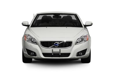 90 Degree Profile 2012 Volvo C70