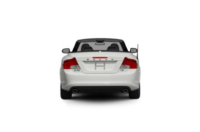 Surround Rear Profile 2012 Volvo C70
