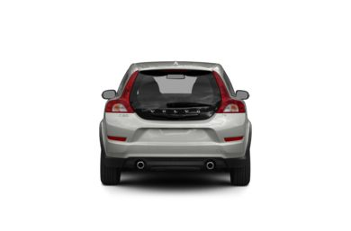 Surround Rear Profile 2012 Volvo C30