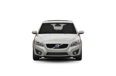 Surround Front Profile  2012 Volvo C30