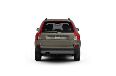 Surround Rear Profile 2012 Volvo XC90