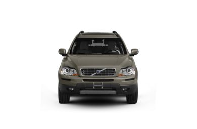 Surround Front Profile  2012 Volvo XC90