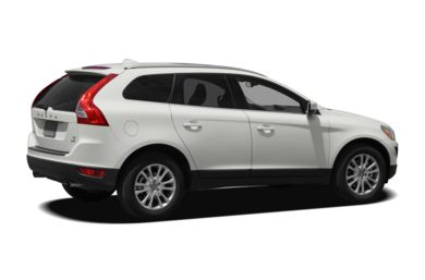 3/4 Rear Glamour  2012 Volvo XC60