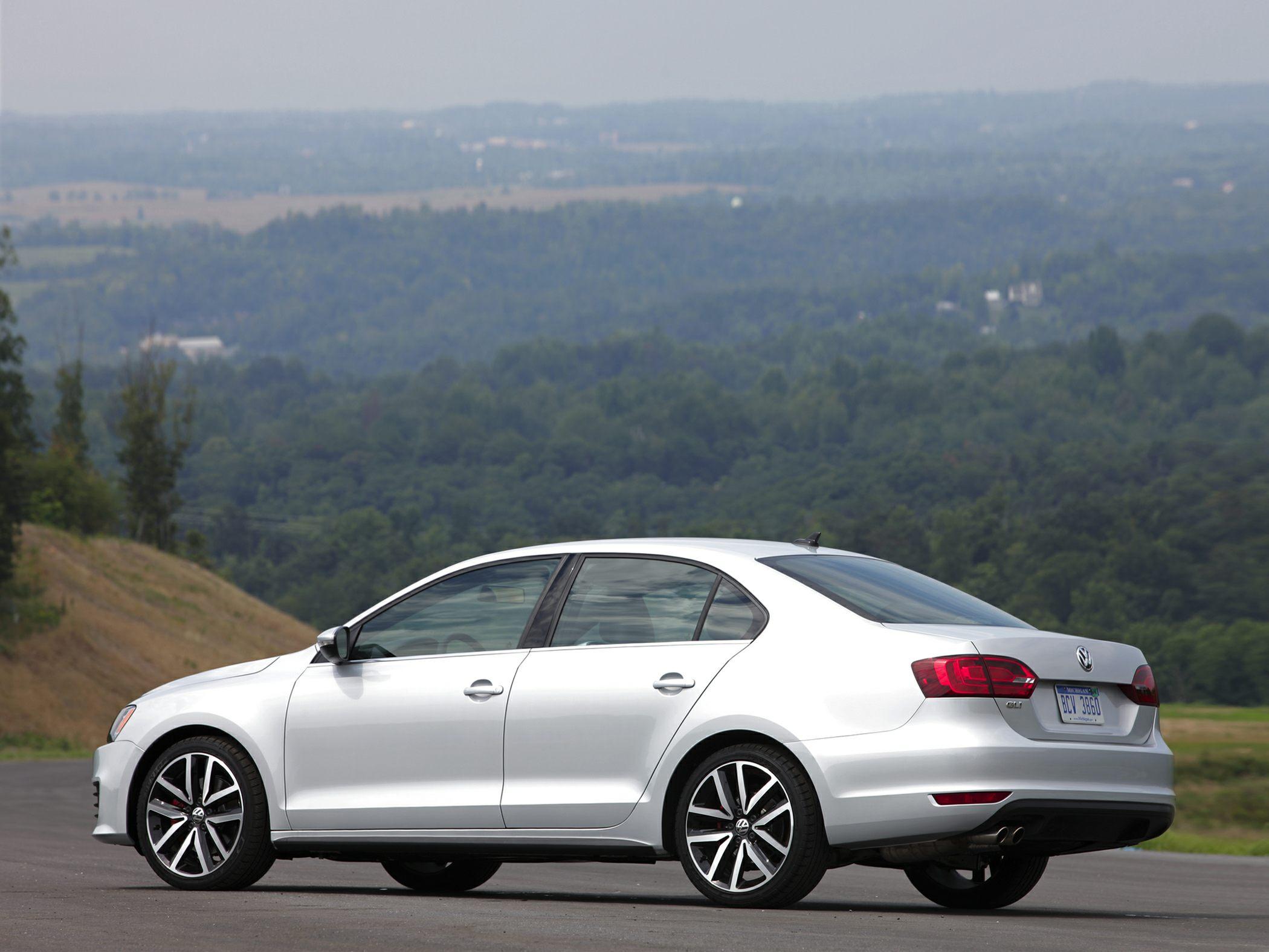 2014 Volkswagen Jetta Glamour
