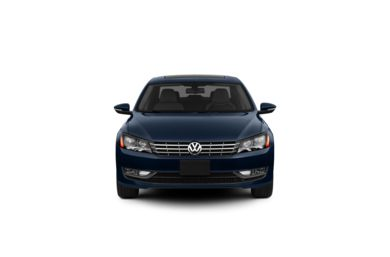 Surround Front Profile  2012 Volkswagen Passat