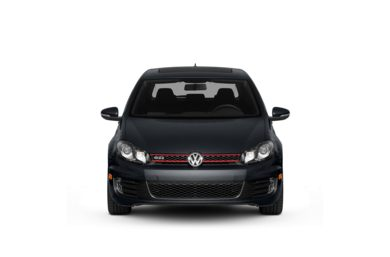 Surround Front Profile  2012 Volkswagen GTI