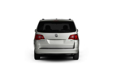 Surround Rear Profile 2012 Volkswagen Routan