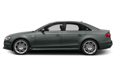 90 Degree Profile 2013 Audi A4