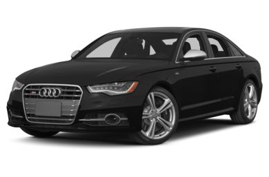 3/4 Front Glamour 2013 Audi S6