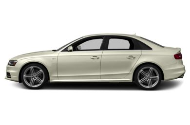 90 Degree Profile 2013 Audi S4