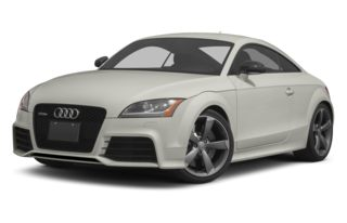 3/4 Front Glamour 2013 Audi TT RS