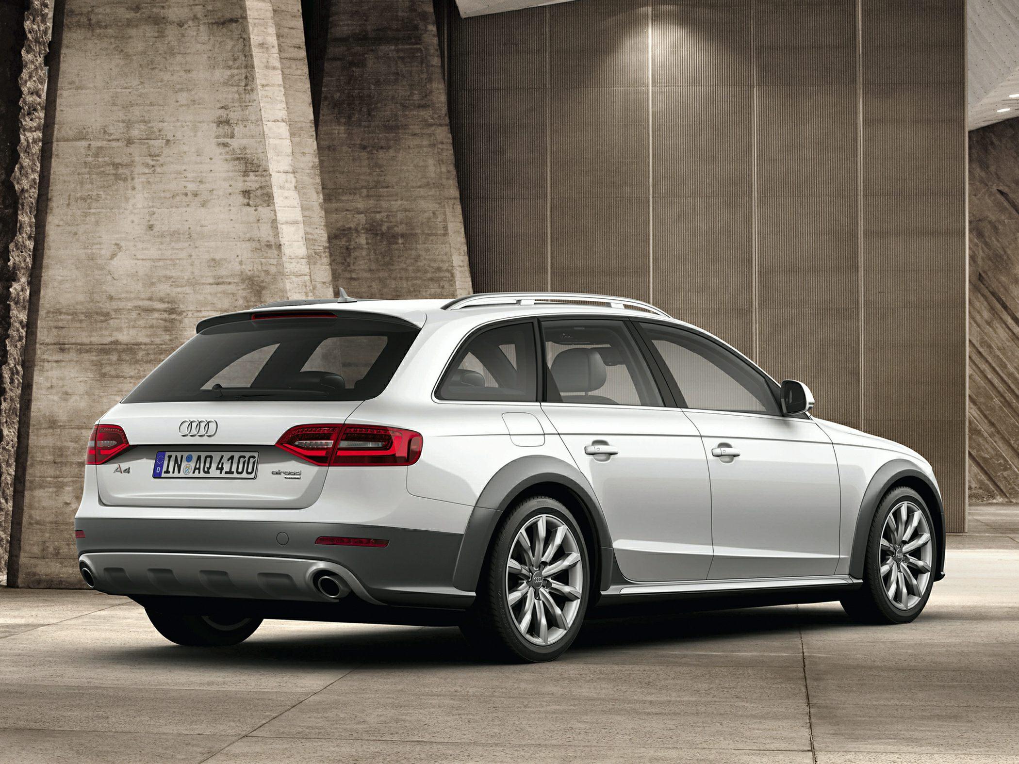 2014 Audi allroad Glam