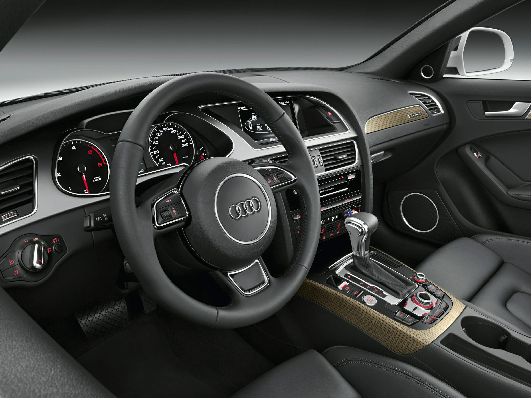 2014 Audi allroad Interior