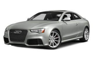 3/4 Front Glamour 2013 Audi RS 5