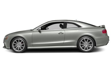 90 Degree Profile 2013 Audi RS 5