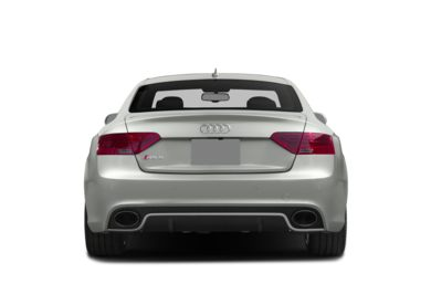 Rear Profile  2013 Audi RS 5