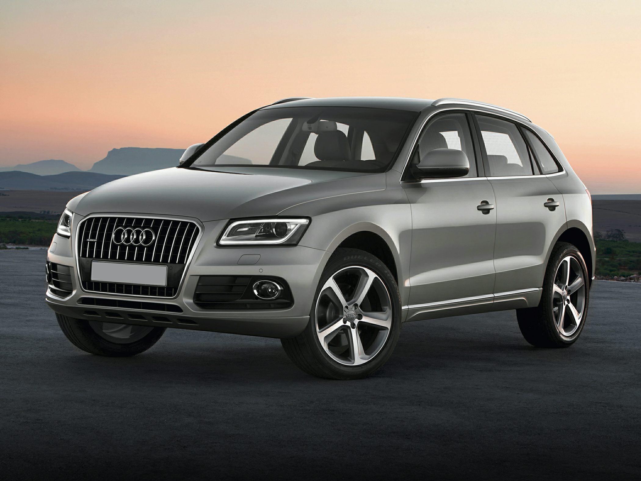 2015 Audi Q5 Glam