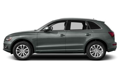 90 Degree Profile 2016 Audi Q5