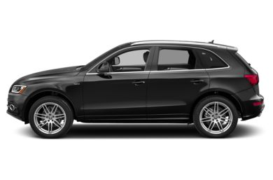 90 Degree Profile 2013 Audi Q5 hybrid