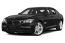 3/4 Front Glamour 2015 BMW 750