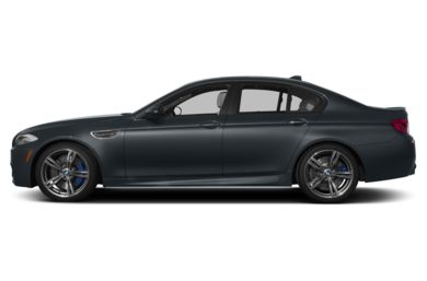 90 Degree Profile 2013 BMW M5