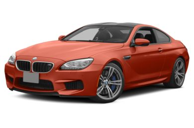 3/4 Front Glamour 2013 BMW M6