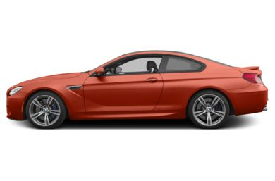 90 Degree Profile 2013 BMW M6