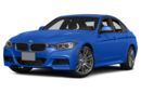 3/4 Front Glamour 2015 BMW 335