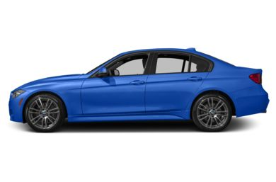 90 Degree Profile 2015 BMW 335