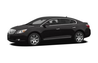 3/4 Front Glamour 2013 Buick LaCrosse