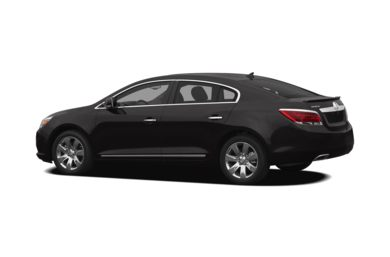 Surround 3/4 Rear - Drivers Side  2013 Buick LaCrosse