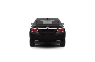 Surround Rear Profile 2013 Buick LaCrosse