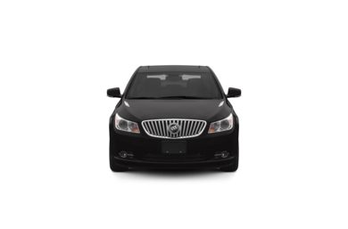 Surround Front Profile  2013 Buick LaCrosse