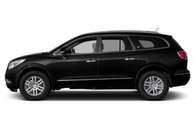 90 Degree Profile 2013 Buick Enclave