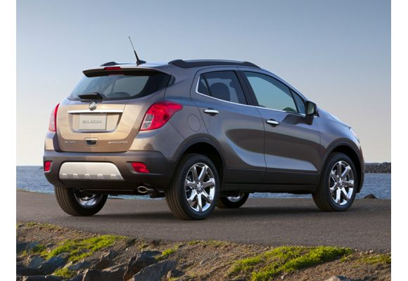 2013 Buick Encore Pictures Photos Carsdirect