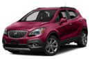 3/4 Front Glamour 2016 Buick Encore