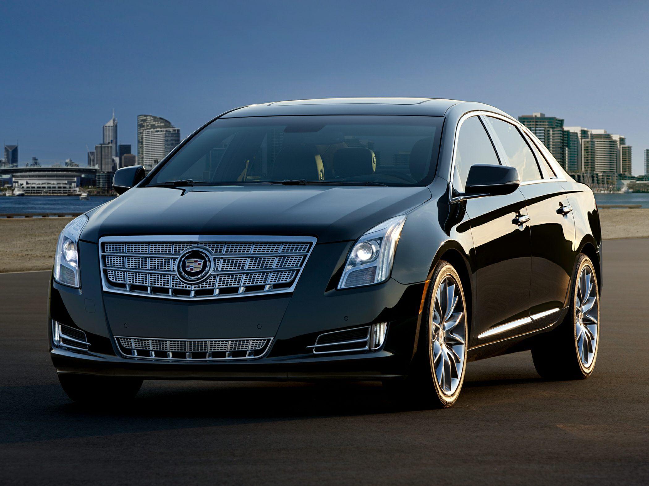 2014 Cadillac XTS Glam