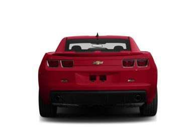 Rear Profile  2013 Chevrolet Camaro