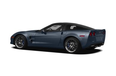 Surround 3/4 Rear - Drivers Side  2013 Chevrolet Corvette