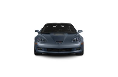 Surround Front Profile  2013 Chevrolet Corvette