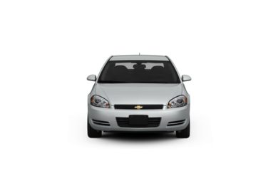 Surround Front Profile  2013 Chevrolet Impala