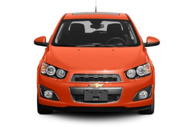 Grille  2013 Chevrolet Sonic