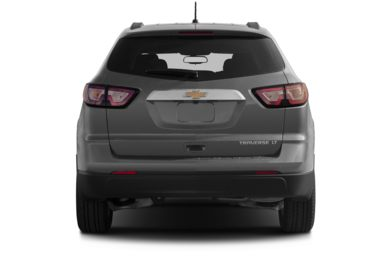Rear Profile  2013 Chevrolet Traverse