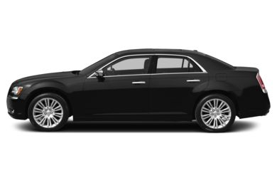 90 Degree Profile 2013 Chrysler 300